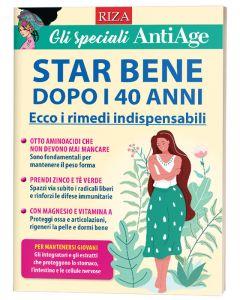 Speciale AntiAge - Star bene dopo i 40 anni