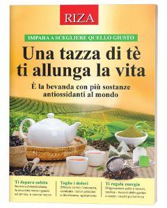 Una tazza di tè ti allunga la vita