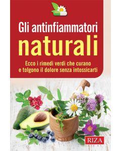 Gli antinfiammatori naturali