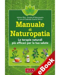 Manuale di naturopatia (eBook)