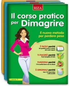 Il Corso Pratico per Dimagrire, 3 voll.