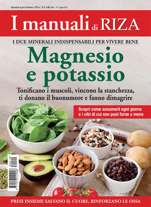 I manuali di RIZA: Magnesio e postassio
