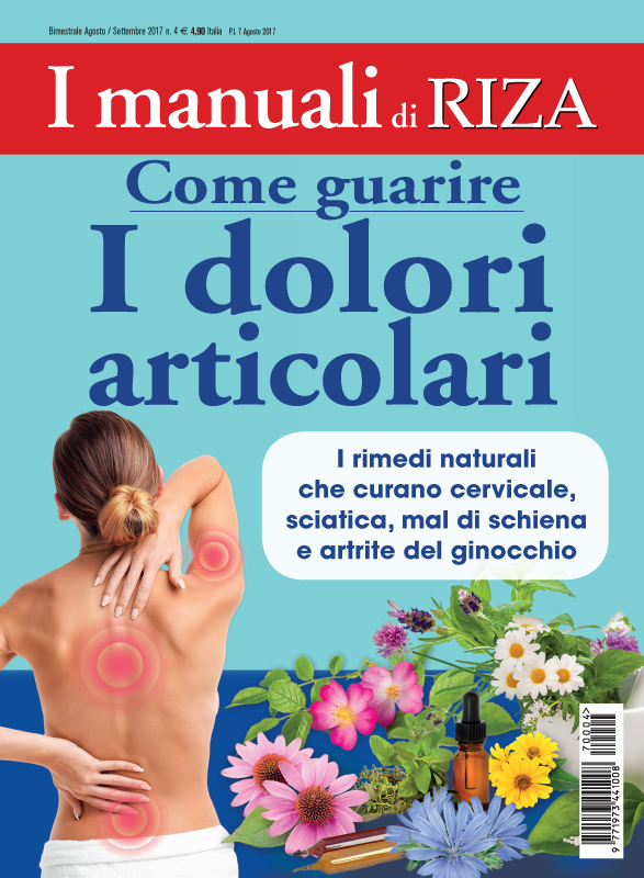 I manuali di Riza: Come guarire i dolori articolari