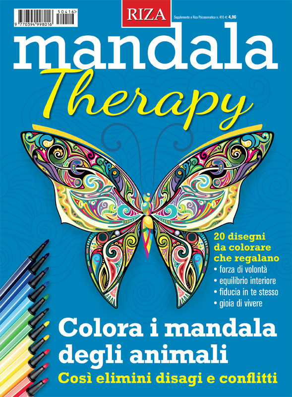 Mandala Therapy - Gli animali