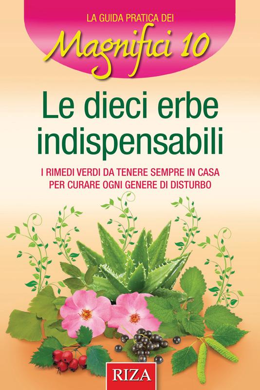 Le dieci erbe indispensabili