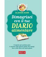 Dimagrisci con il tuo diario alimentare