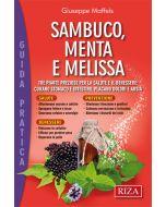 Sambuco, menta e melissa